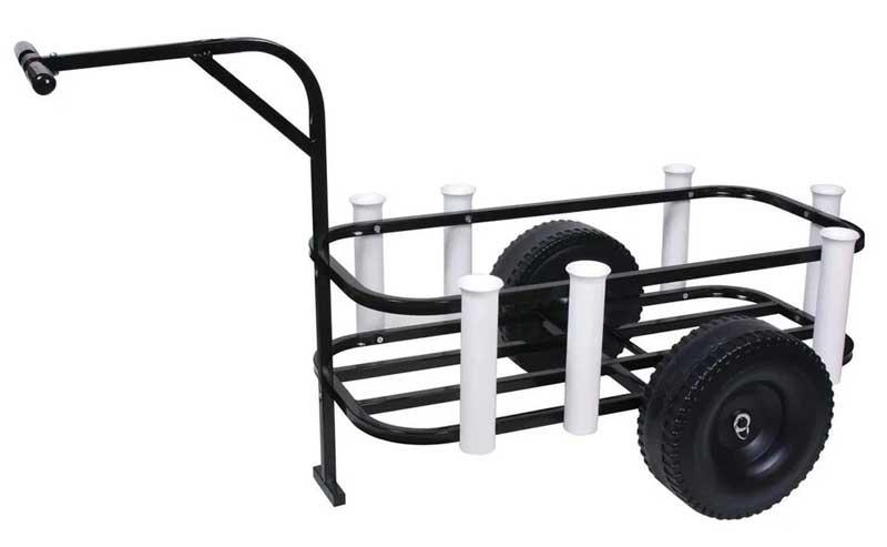Calcutta beach cart