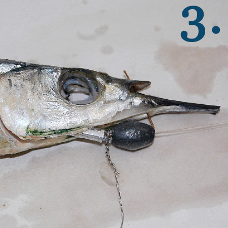 The Three Ballyhoo Rigs Every Offshore Fisherman Should Know