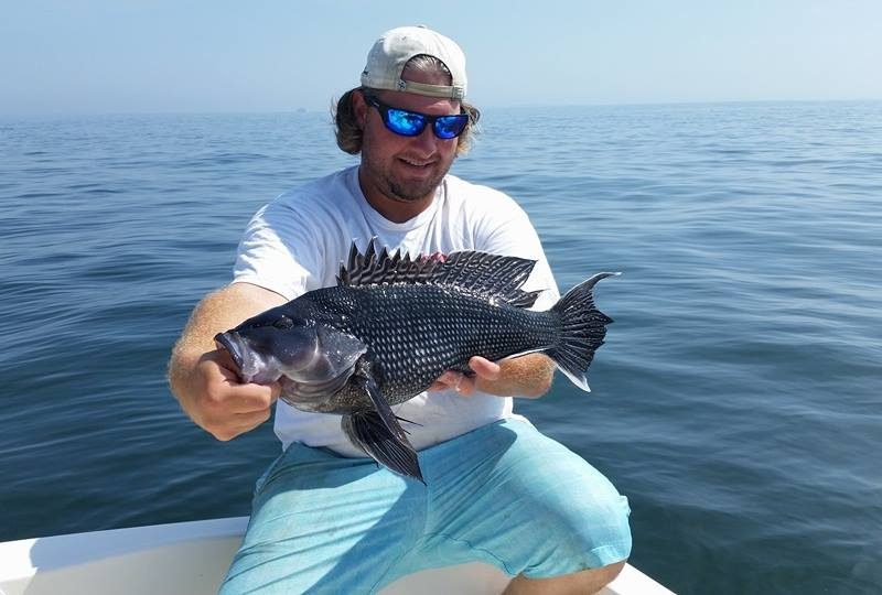 Fishing ct update september 4th 2014 on the water for Ct saltwater fishing report
