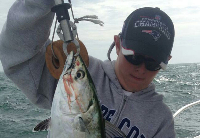 Monomoy nantucket sound fishing report september 20 21 for Saltwater fishing license ny