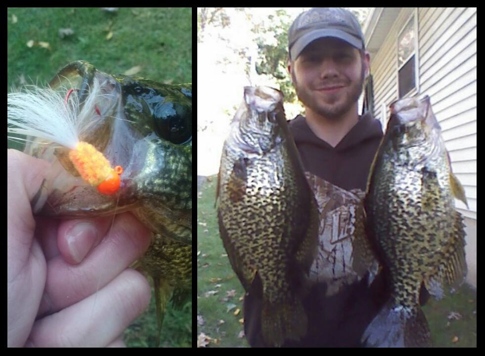 I found a few good ones that had no problem walloping my Entyzer jigs on the drop. I even invited them over for dinner.