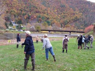 Beginners Weekend Fly-Fishing Programs Offered In New Hampshire