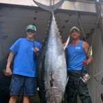 Cape Cod Captain Lands Record Tuna on Spinning Gear