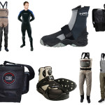 Fisherman's Gift Guide Part 2: Surf Fishing Waders, Bags and Accessories