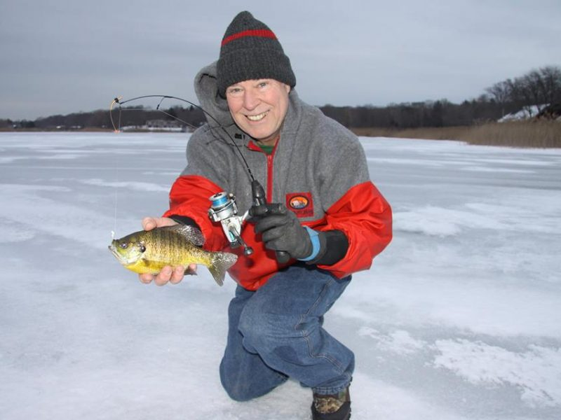 Ny dec offering free long island ice fishing clinic on for Nys dec fishing