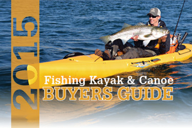 2015 Fishing Kayak Buyers Guide