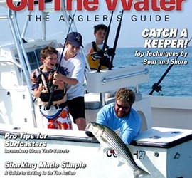 Sign up for a free trial of On The Water!