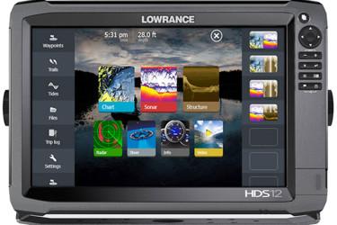 Lowrance HDS Gen3