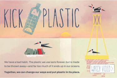Costa Kick Plastic Campaign