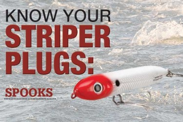 Know Your Striper Plugs: Spooks