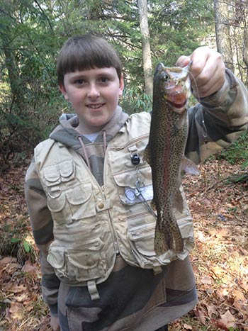 Pennsylvania fishing report april 30 2015 on the water for Spring creek pa fishing report