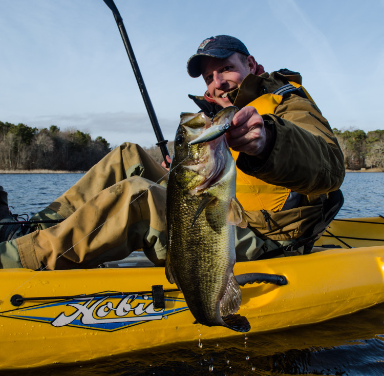 Shallow crankbait season on the water for Bass fishing season