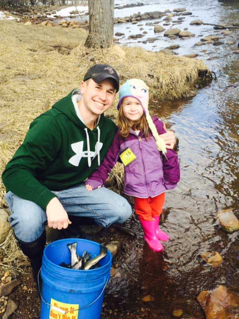 Pennsylvania fishing report april 2 2015 on the water for Pa fish stocking