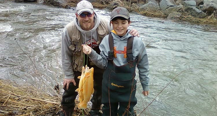 Pennsylvania fishing report april 16 2015 on the water for Pa fishing report