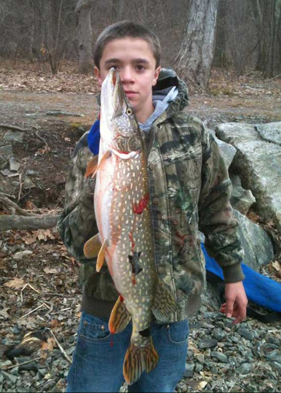 Rhode island freshwater fishing report all the best fish for Rhode island fishing report