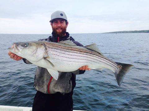 Rhode Island Fishing Report - May 21, 2015 - On The Water