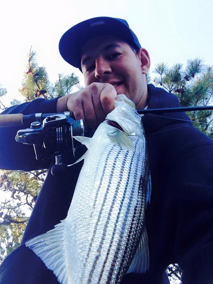Cape cod fishing report for 5 7 2015 on the water for Cod fishing ri