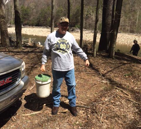 Pennsylvania fishing report may 7 2015 on the water for Pa fish stocking