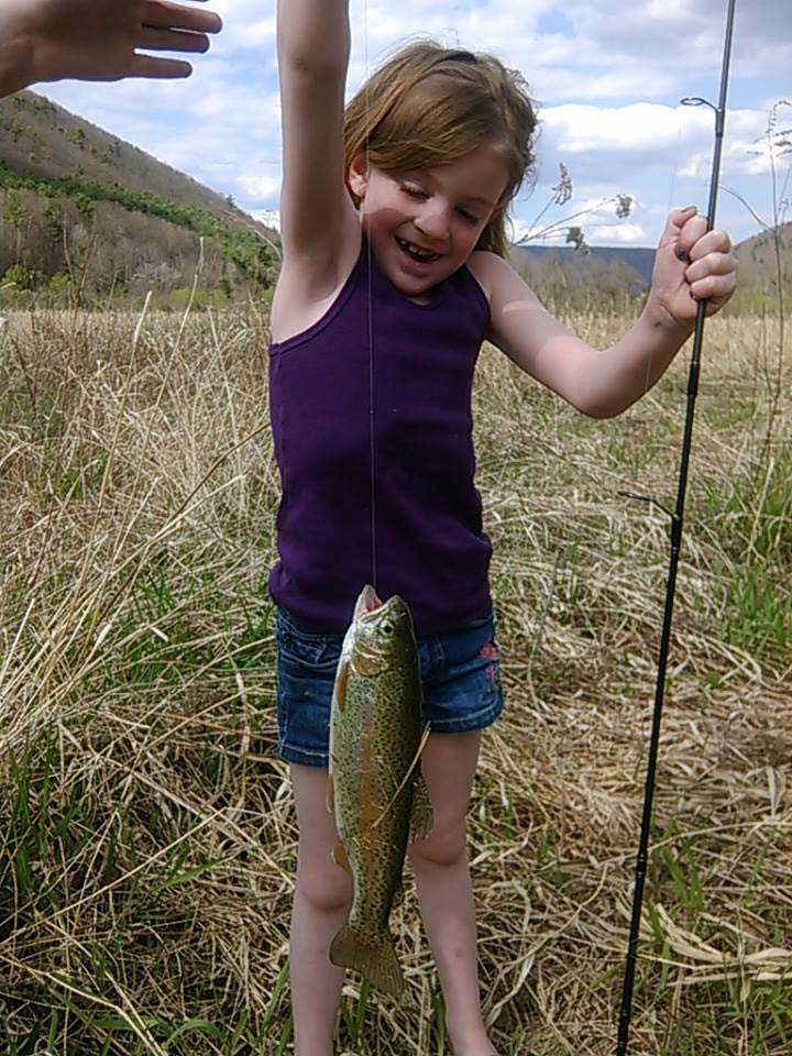Pennsylvania fishing report may 7 2015 on the water for Pa fishing report