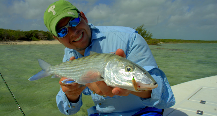 New regulations proposed for bahamas bonefishing on the for Bahamas fishing license