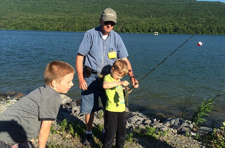 Pennsylvania fishing report june 11 2015 on the water for Pa fish records