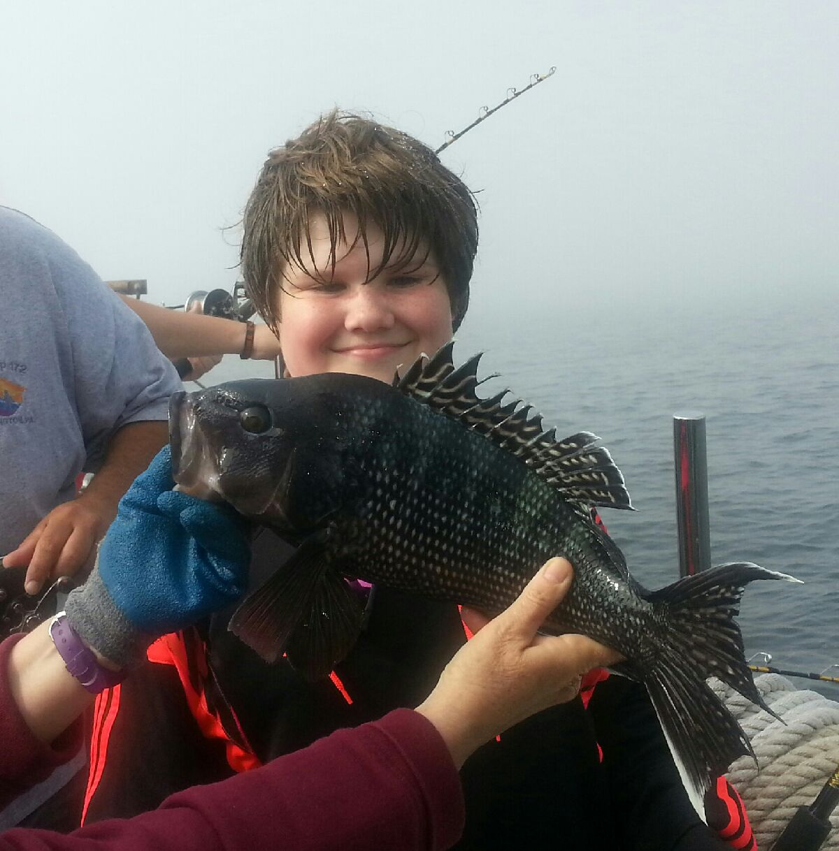 Southern new jersey fishing report june 18 2015 on for New jersey fishing reports