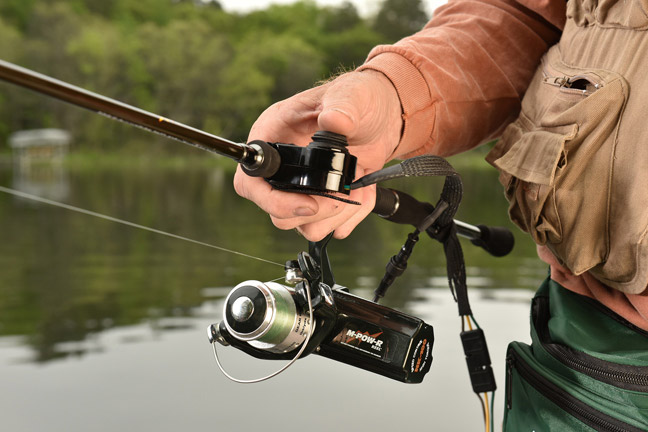 Press Release The M Pow R Reel 174 On The Water