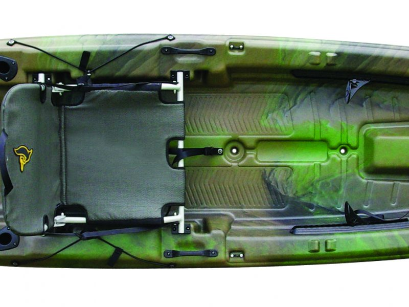 First Look: Pelican Catch 120 Fishing Kayak - On The Water
