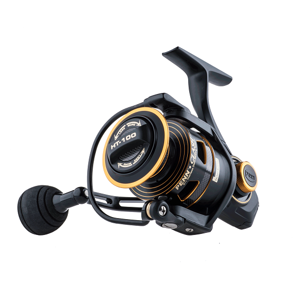 first look: penn clash spinning reel - on the water, Fishing Reels