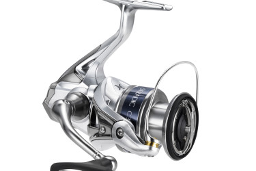 The new Stradic FK C3000HG, winner of best freshwater reel at ICAST 2015.