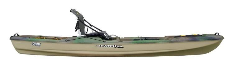 Pelican Catch 120 Fishing Kayak