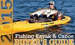 2015 Fishing Kayak and Canoe Buyer's Guide