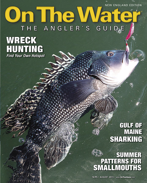 On The Water Magazine New England Issue