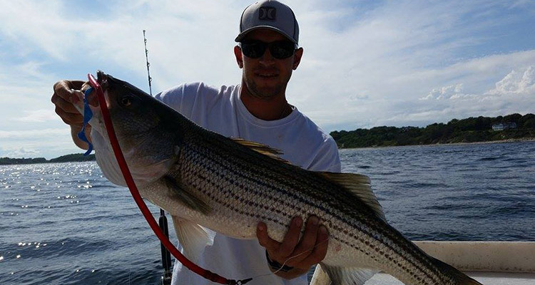 Fishing ct report august 27 2015 on the water for Fishing report ct