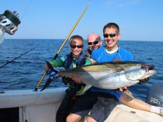 Nantucket tuna fishing