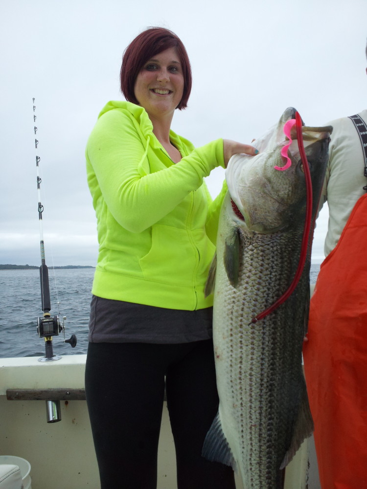 Otter Tail Striped Bass