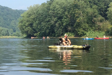 Mid Allegheny Float