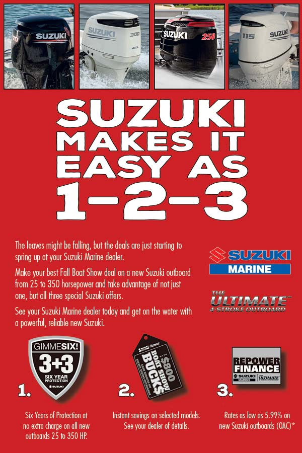 Repower With Suzuki's Latest Sales Event And Save!