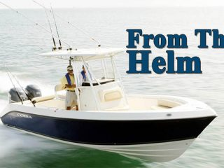 From The Helm 2015 Cobia 256CC