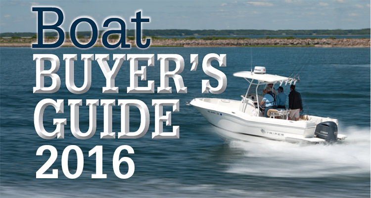 2016 Boat Buyer's Guide - On The Water