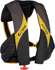 Onyx Automatic Manual 24 Inflatable Life Jacket