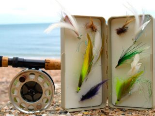 The Essential Saltwater Fly Wallet