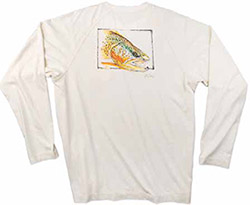 True Flies Trout Tees
