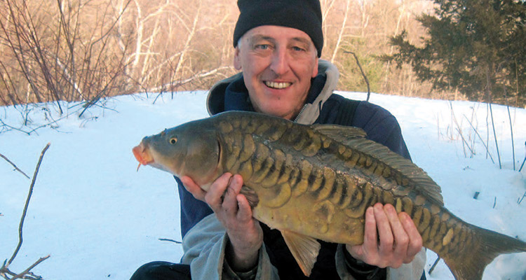 Wintertime Carping