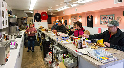 Betty And Nick's Luncheonette