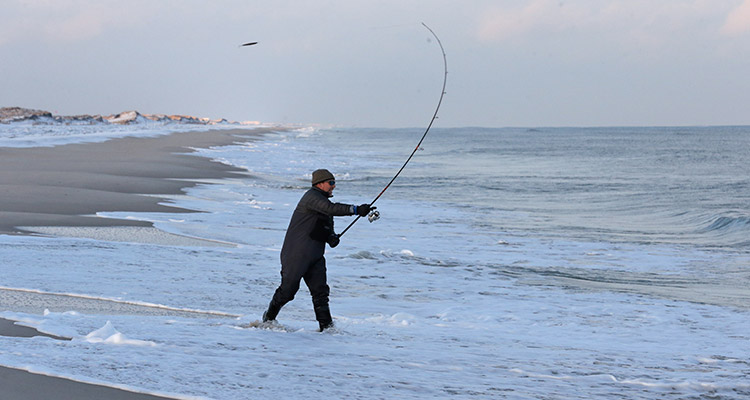 what kind of waders for surf fishing