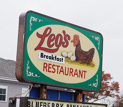 Leo's Breakfast Restaurant