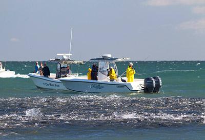 Montauk boat launch