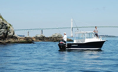 The 9 best striper fishing towns in the northeast on the for Fishing newport ri