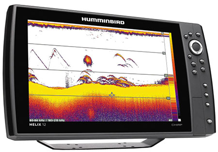 HUMMINBIRD HELIX 12 CHIRP